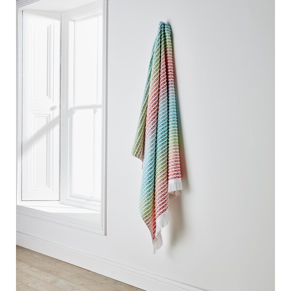 100% Cotton Beach Towel by Bungalow Rose